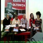 Sedinta cenaclului RADIO TV OLTENITA din 14 feb 2019 !