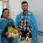 TLDE Oltenita a oferit cadouri copiilor internati in sectia Pediatrie a Spitalului Municipal Oltenita!