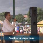 CONSTANTIN MAGUREANU-pe scena din comuna MITRENI 2019 !