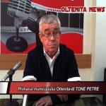 INVITATUL ZILEI-TONE PETRE-primarul municipiului OLTENITA!