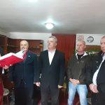 Inaugurarea sediului partidului NEAMUL ROMANESC  din comuna Chirnogi !