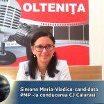 Invitatul zilei-dna SIMONA MARIA -VLADICA-PMP Calarasi -prima parte !