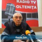 INVITATUL RADIO TV OLTENITA-dl ION GURAU-participant direct la evenimentele din dec 1989-petrecute in OLTENITA !