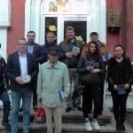 PRECAMPANIE ELECTORALA-ALDE CALARASI-filiala OLTENITA-21 .04.2019  !