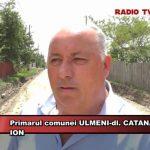 Interviu cu dl. CATANA ION-primarul comunei Ulmeni-jud. Calarasi !