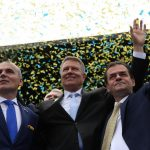 Klaus Iohannis: Eliberați România! Vă aștept pe toți la vot pe 26 mai!