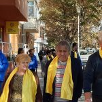 PNL CALARASI-filiala OLTENITA  in campanie electorala pentru alegerile prezidentiale 2019 !