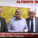 ANUNTUL CANDIDATURII OFICIALE A DLUI PANA DUMITRU-din partea PNL-pentru PRIMARIA OLTENITA