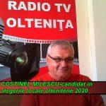 Interviurile Oltenita News Tv-DL COSTINEL MILESCU-candidat in alegerile locale oltenitene 2020 !