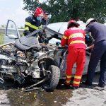 Accident rutier grav pe DN 4, la ieşire din comuna Curcani