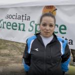 Asociatia GREEN SPACE- OLTENITA-actiune de ecologizare in com MITRENI-sat CLATESTI !