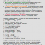 JUD. CALARASI-=15 UNITATI DE INVATAMANT IN SCENARIUL ROSU !