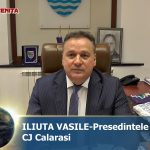INTERVIU CU dl ILIUTA VASILE-presedintele CONSILIULUI JUDETEAN CALARASI !