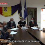 Sedinta Consiliului local orasenesc Budesti din 23 septembrie 2021 !