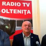 OASPETI IN STUDIOUL RADIO TV OLTENITA-consilierii USR PLUS OLTENITA !