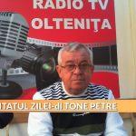 Dl TONE PETRE-pune bazele filialei partidului ALIANTA PENTRU ROMANIA in OLTENITA !