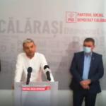 Conferinta de presa PSD Calarasi-21 oct 2021 !